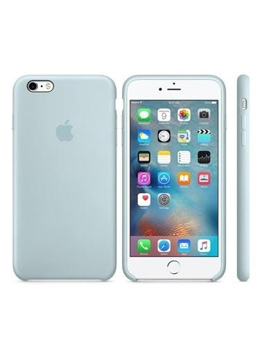 Apple iPhone 6/6S Sert Silikon Kılıf-Apple